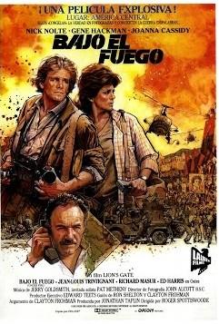 Bajo el fuego (1983)