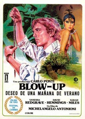 Blow-Up (Deseo de Una mañana de verano)(1966)