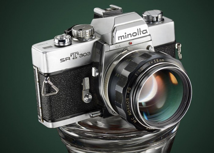 Minolta SRT 303