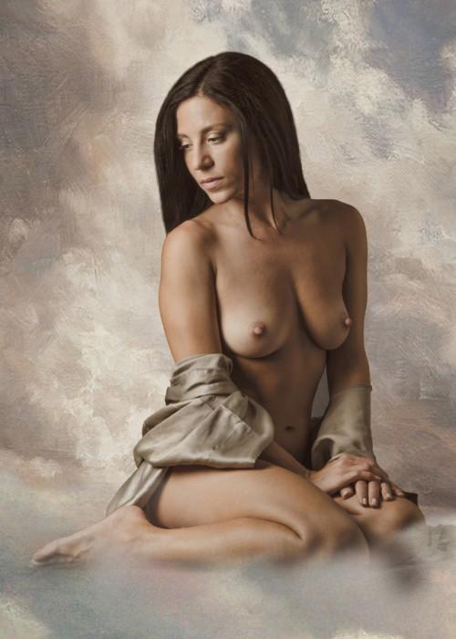 Jose María Sancho. Photoshop e iluminación de desnudo.