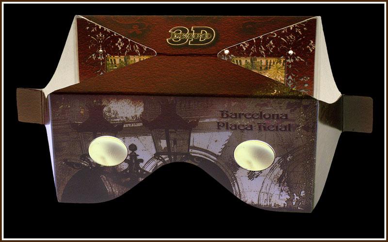 Viso 3D. Aula de Especializacion Fotografica.