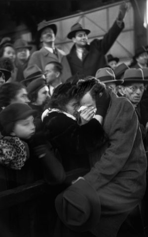 Henri Cartier-Bresson. New York. 1946