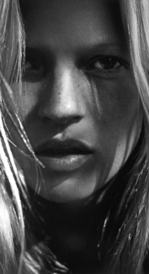 Kate Moss by David Sims,