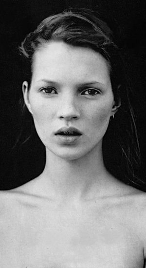 Kate Moss by Mario Sorrenti, (2)