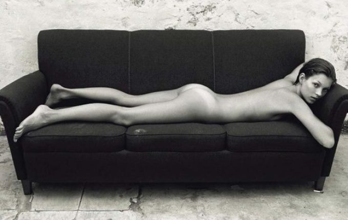 Kate Moss by Mario Sorrenti, (3)
