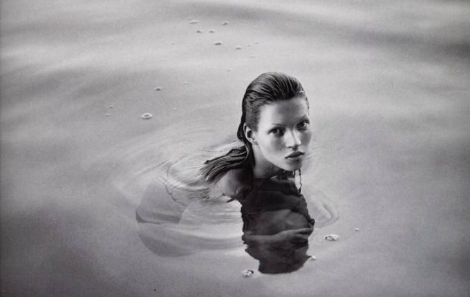 Kate Moss by Mario Sorrenti,