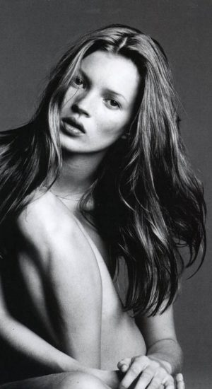 Kate Moss by Michael-Thompson-
