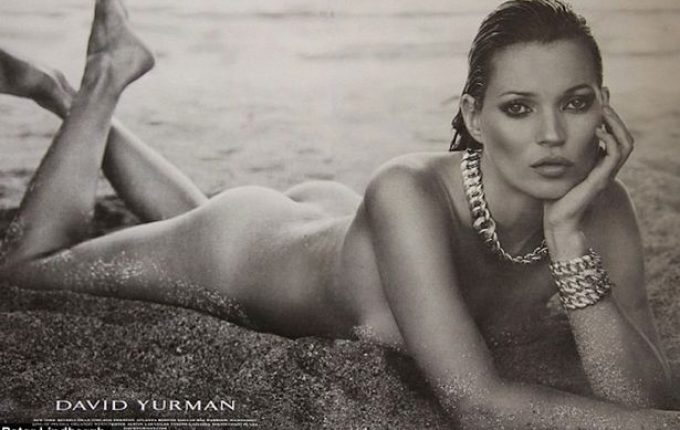 Kate Moss by Peter Lindbergh (2)