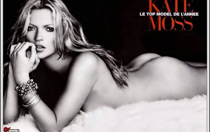 Kate Moss by Peter Lindbergh (3)
