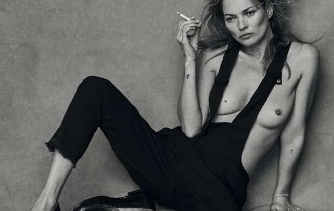 Kate Moss by Peter Lindbergh (4)