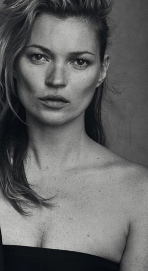 Kate Moss by Peter Lindbergh (6)