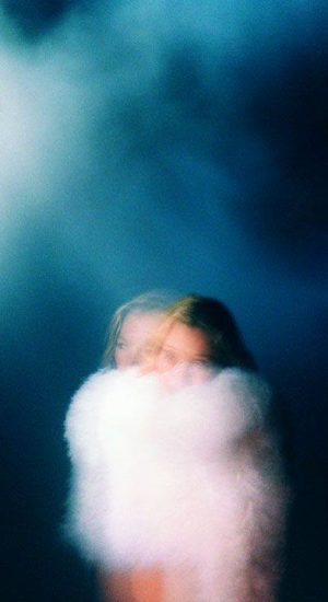 Kate Moss by Ryan McGinley,