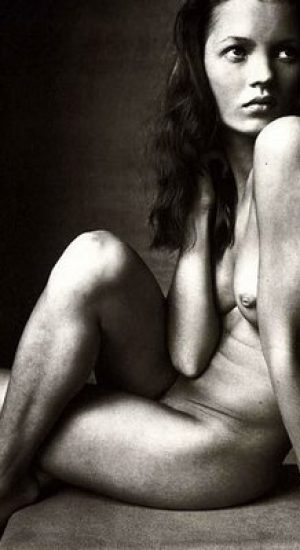 Kate moss by Irving Penn (2)