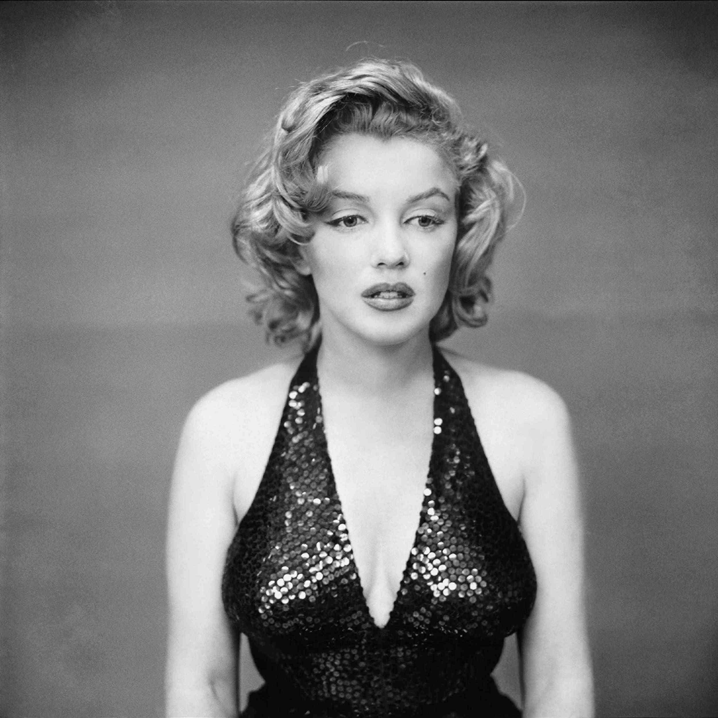 Marilyn Monroe New York City 1957