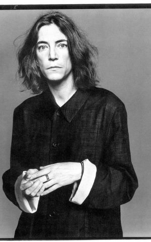 Patti Smith por Richard Avedon