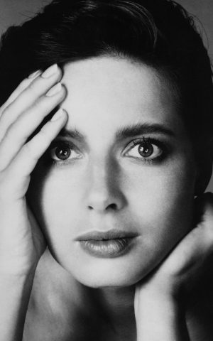 Richard Avedon Isabella Rossellini – Vogue , 1982