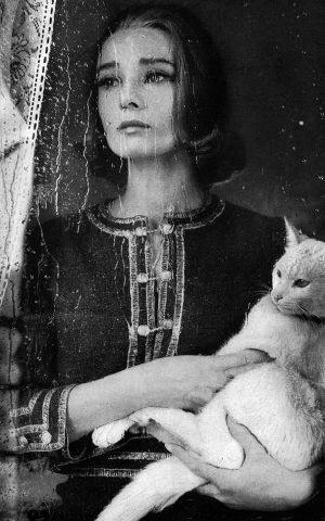 Richard Avedon. Audrey Hepburn,