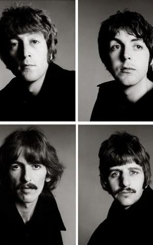 Richard Avedon_Beatles