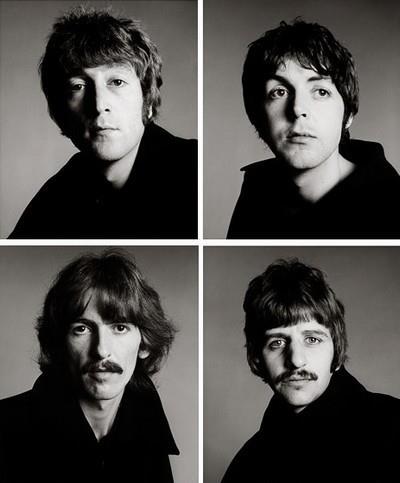 Richard Avedon_Beatles