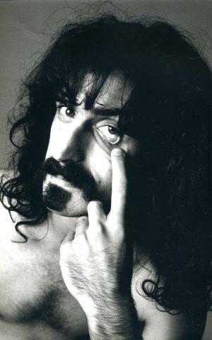 Richard Avedon_Frank_Zappa