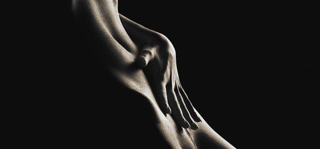 Vadim Stein.  El cuerpo como paisaje.