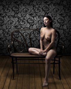Clase de Iluminación de desnudo