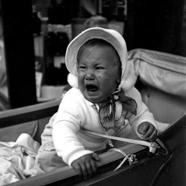 Vivian Maier. La historia de un nacimiento.