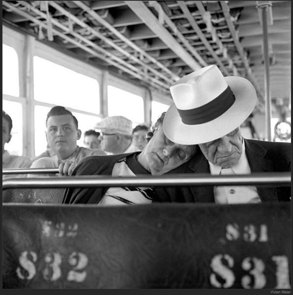 Vivian Maier 1960, Floride