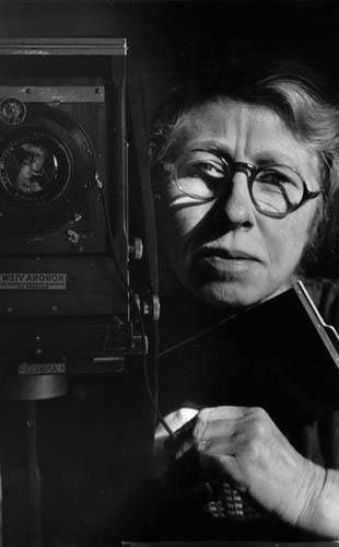 Enciclopedia de fotografía. Imogen Cunningham