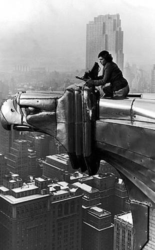 Enciclopedia de fotografía. Margaret Bourke-White