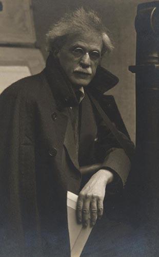 Enciclopedia de fotografía. Alfred Stieglitz