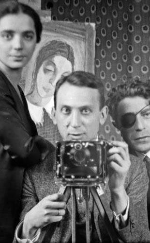 Enciclopedia de fotografía. André Kertész
