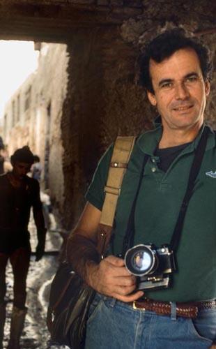 Enciclopedia de fotografía. Bruno Barbey