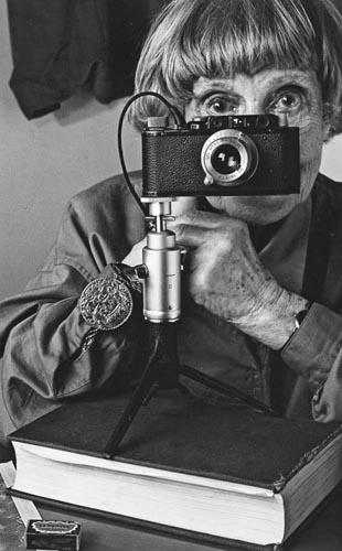 Enciclopedia de fotografía. Ilse Bing