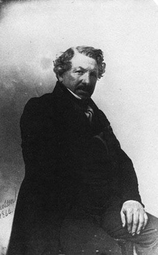 Enciclopedia de fotografía. Louis Daguerre