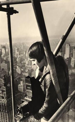 Enciclopedia de fotografía. Margaret Bourke-White,