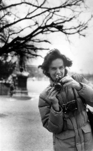 Enciclopedia de fotografía.  Martine Franck