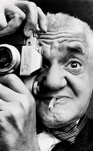 Enciclopedia de fotografía. Weegee
