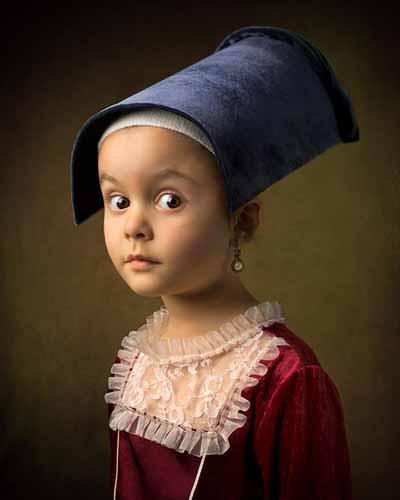 Grandes fotógrafos de niños, Basia Stankiewicz