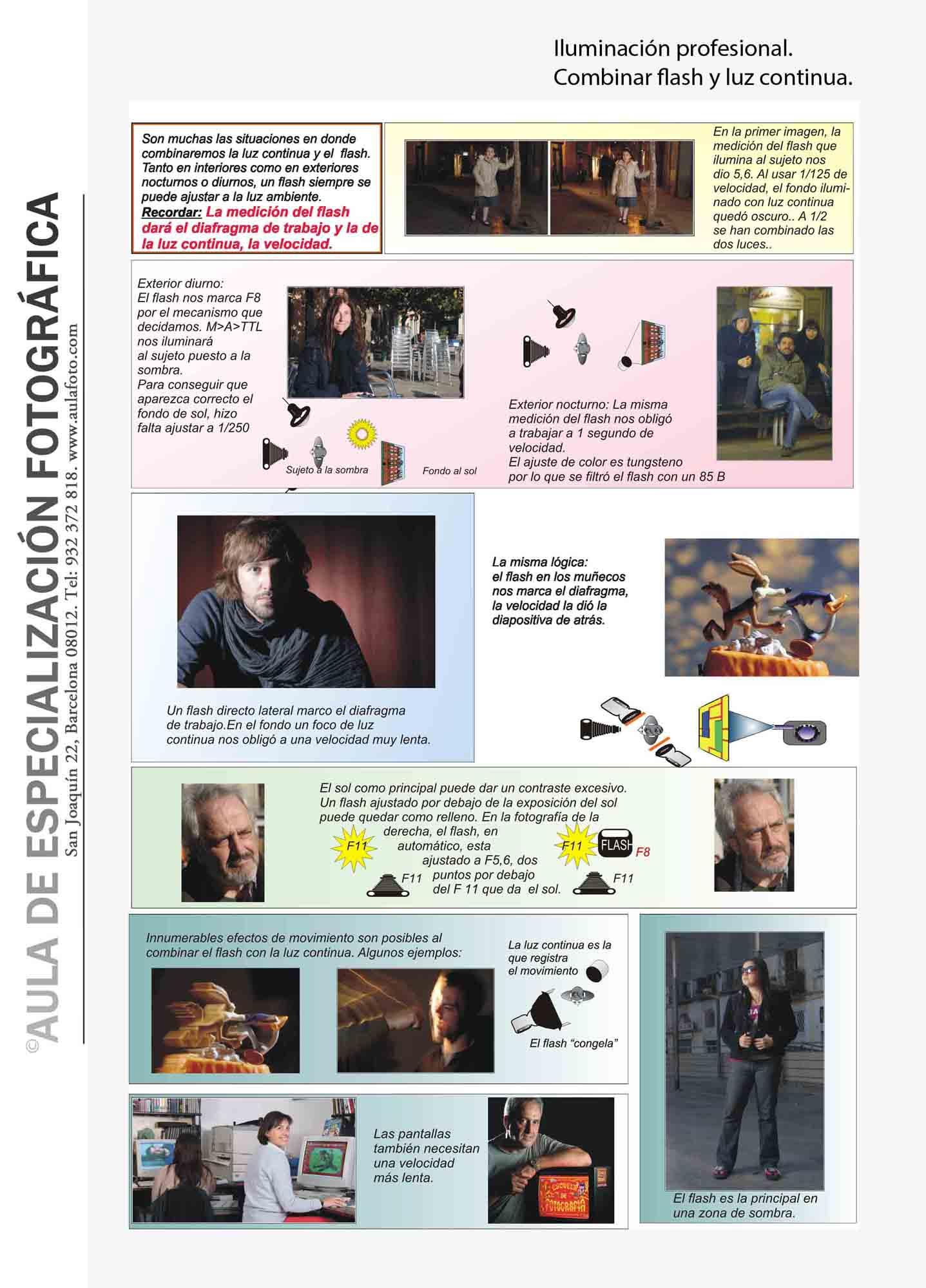 Apuntes de fotografía. Temas básicos.10