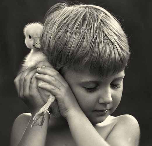 Grandes fotógrafos de niños: Elena Shumilova