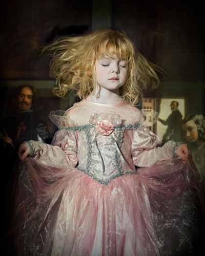 Grandes fotógrafos de niños; Jacqueline Roberts.
