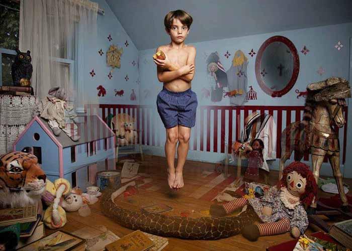 Grandes fotógrafos/as  de niños, Jonathan Hobin