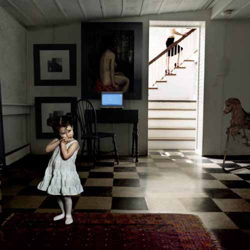 Grandes fotógrafos/as  de niños; Julie Blackmon