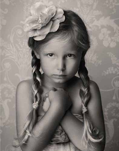 Grandes fotógrafos/as  de niños: Lisa Visser