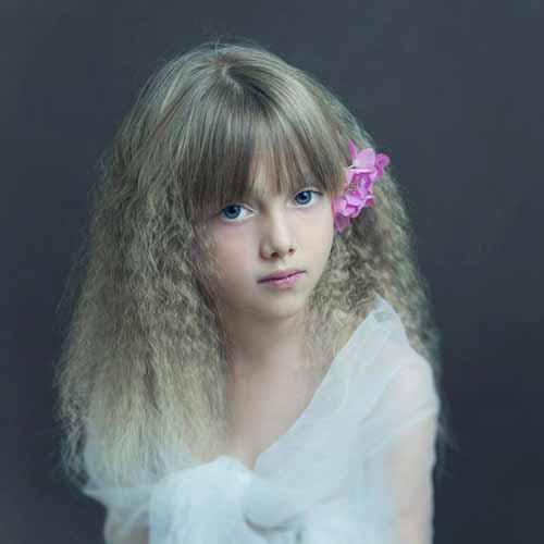 Grandes fotógrafos/as  de niños: Magdalena Berny