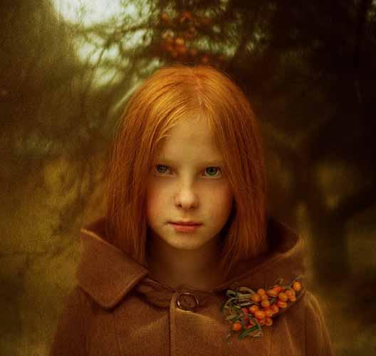 Grandes fotógrafos/as  de niños; Svetlana Melik-Nubarova