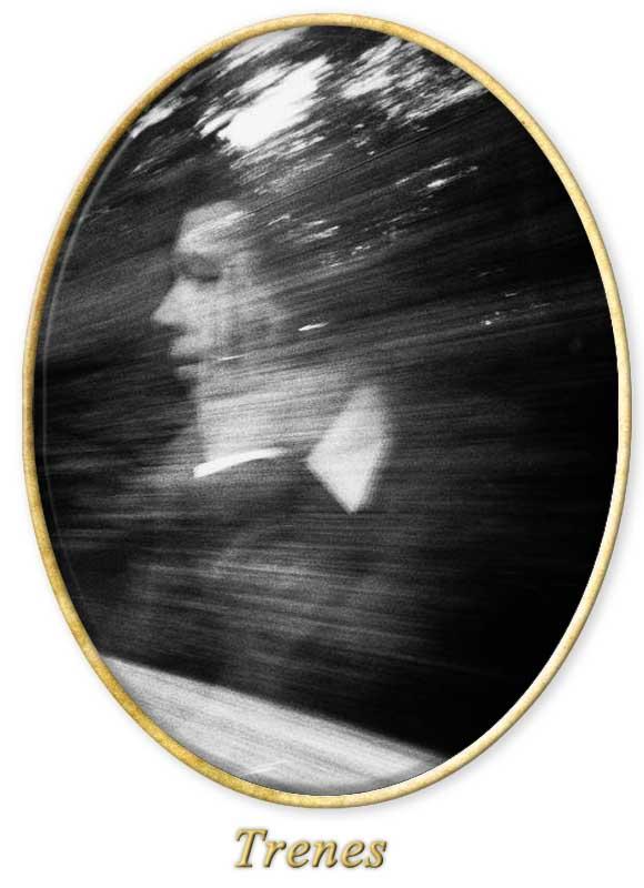 fotografías de trenes