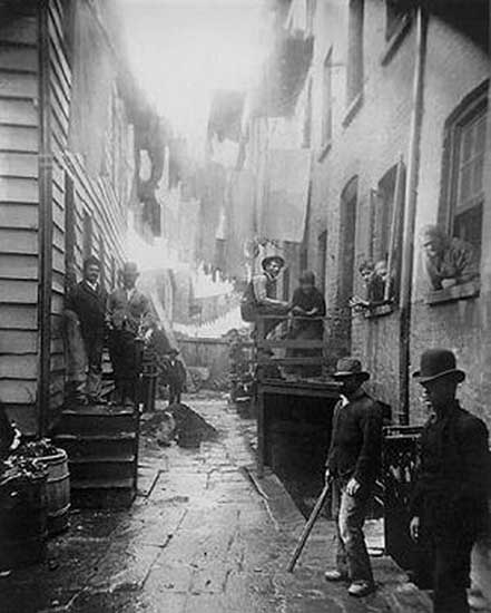 Jacob Riis.