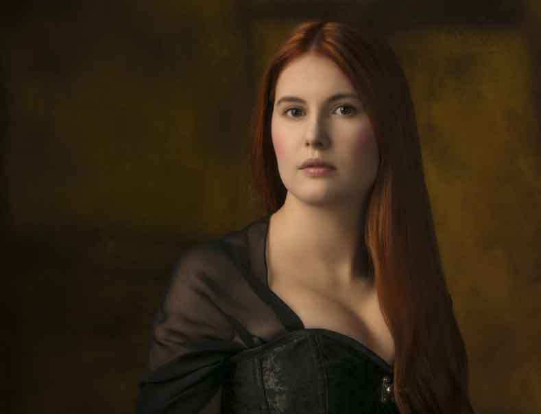 Las claves del retrato se van descubriendo a medida que investigamos en la historia del arte